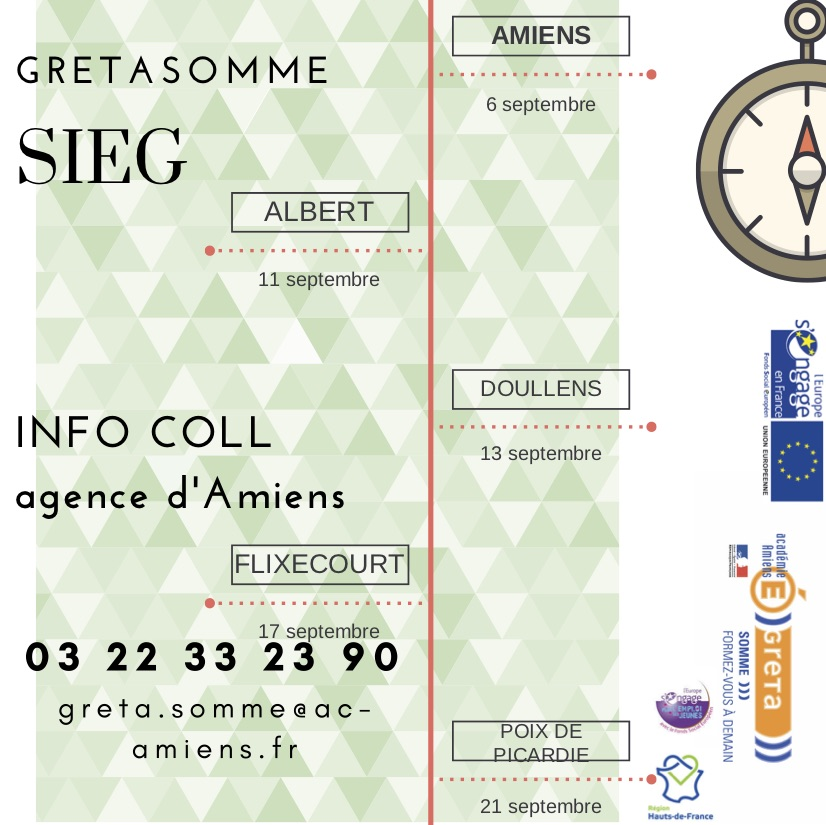 Informations collectives SIEG